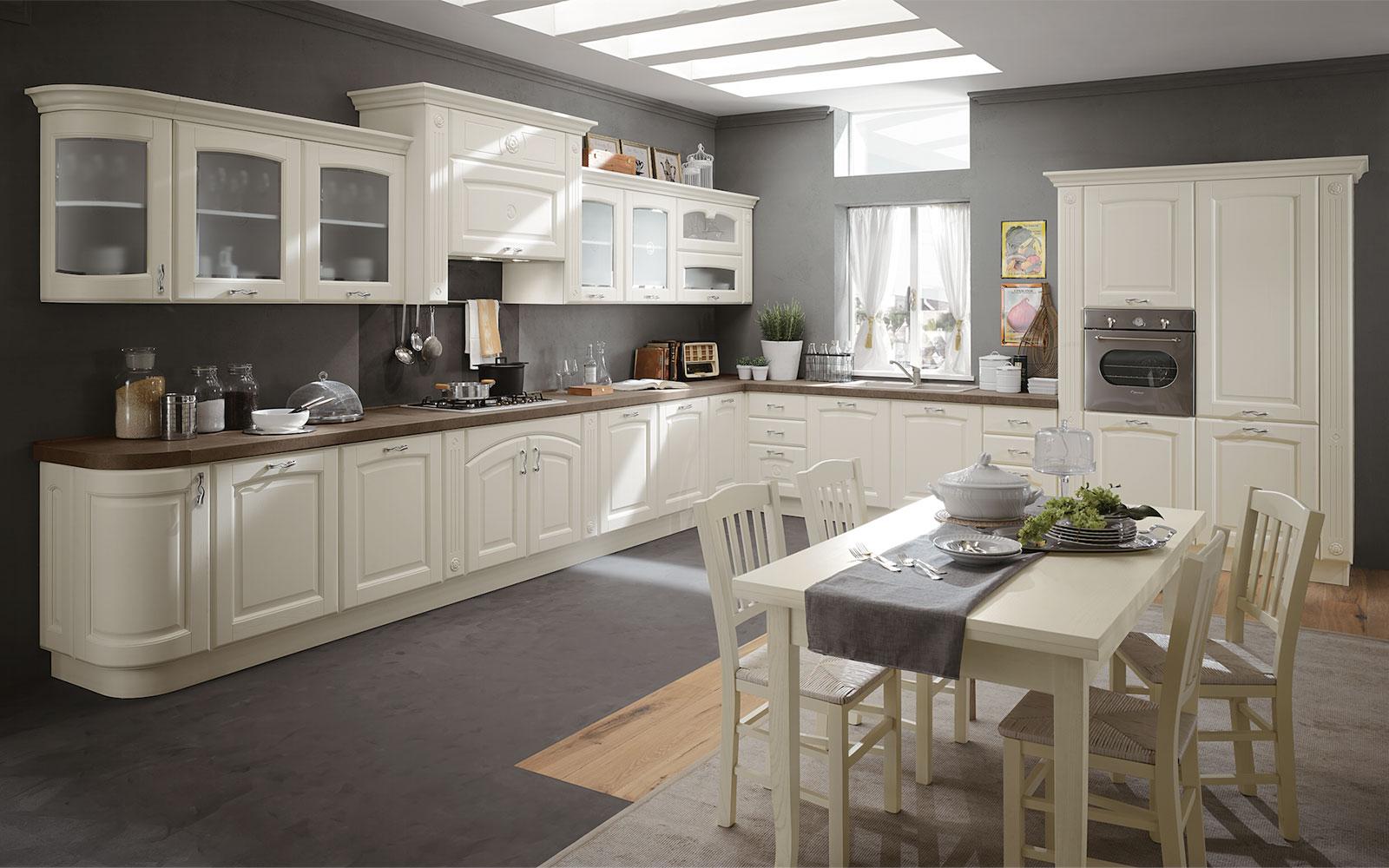 Κλασσικές Κουζίνες – Opera Cucine